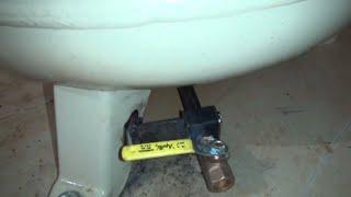 Air compressor drain how it should be!