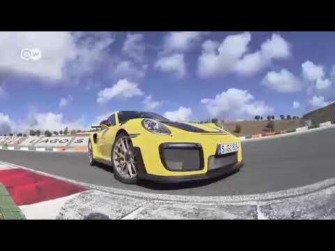 بورش 911 GT2 RS الرياضية وسرعتها الفائقة | عالم السرعة