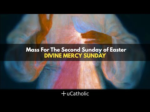 Mass For Divine Mercy Sunday