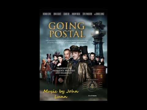 (Score - Film music) John Lunn - Terry Pratchett's Going Postal (2010)