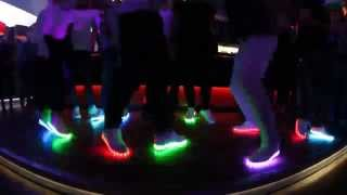 LED Shoes - Dance @ Naava - YouTube
