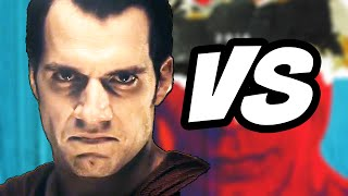 Batman v Superman vs Marvel Daredevil Season 2