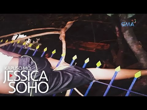 Kapuso Mo, Jessica Soho: Binatilyo, natuhog ang mga binti sa gate!