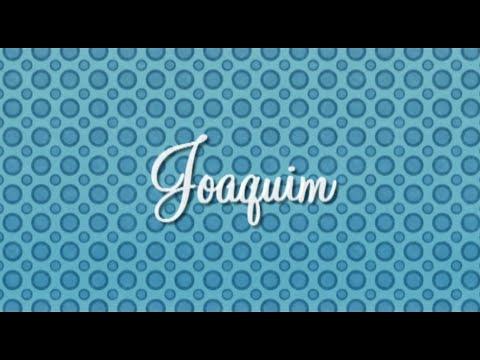 Joaquim 1 aninho | Video Clipe