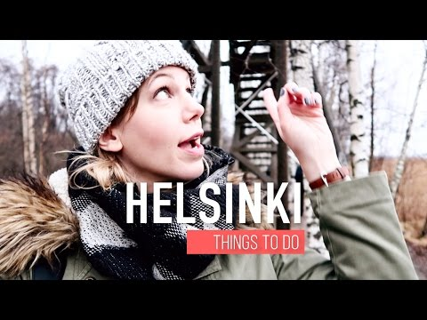 HELSINKI in 3 DAYS | Things to Do, See & Eat