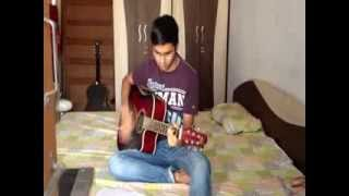 Teri deewani   Guitar Cover by Nisarg