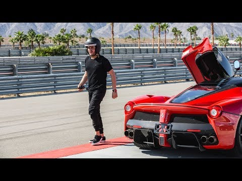 This is why my first supercar was a Ferrari!!! Podcast Video - LTACY EP207