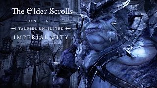 Liberate the Imperial City Trailer - The Elder Scrolls Online: Tamriel Unlimited