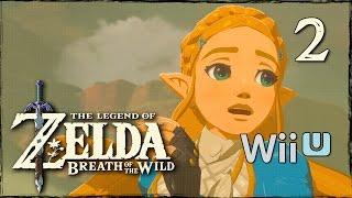 Рыбак, охотник, ловелас, курошлеп! ● Legend of Zelda: Breath of the Wild #2