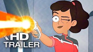 STAR TREK: Lower Decks Trailer German Deutsch (2021) Thumb