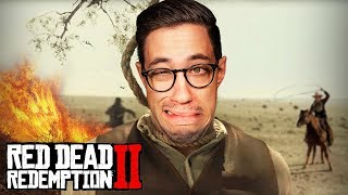 Gejagt, bedroht und FAST beklaut! | Red Dead Redemption 2