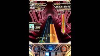 【Sound Voltex III】Scarlet Pinheel (EXH) with hand shot