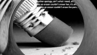 Eraser - Alisha Pillay