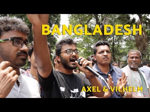 Political violence in Bangladesh