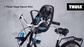 Siège vélo enfant Thule Yepp Nexxt Mini