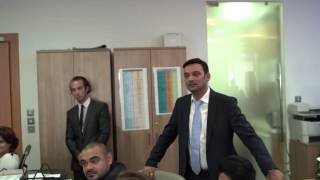 Christophe Choo speaking at Coldwell Banker Dubai United Arab Emirates UAE - Part 2