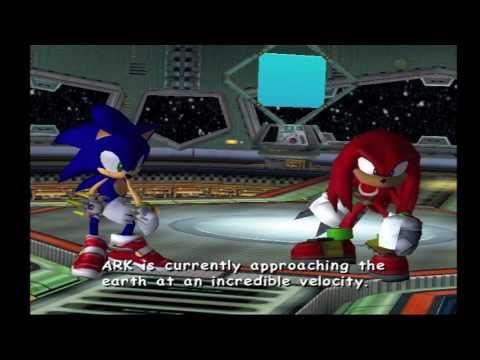 Sonic Adventure 2 Battle: Last Story Scenes