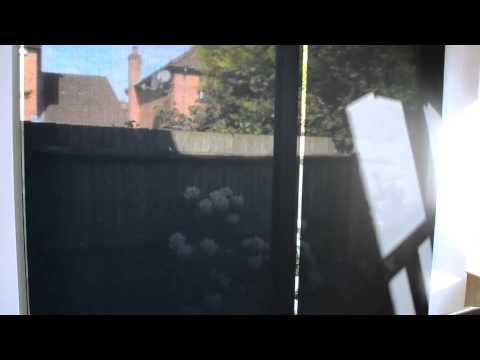 Bespoke electric roller blinds from Origin