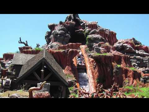 Magic Kingdom Overview: Frontierland