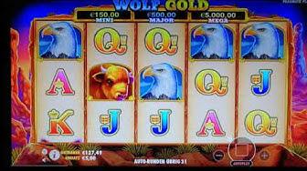 Online Casino Club - Wolf Gold - Er ruiniert mich