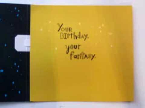Hallmark Star Trek Birthday Card 04 Youtube