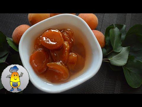 Варенье из абрикосов половинками: как приготовить упругие абрикосы в сиропе