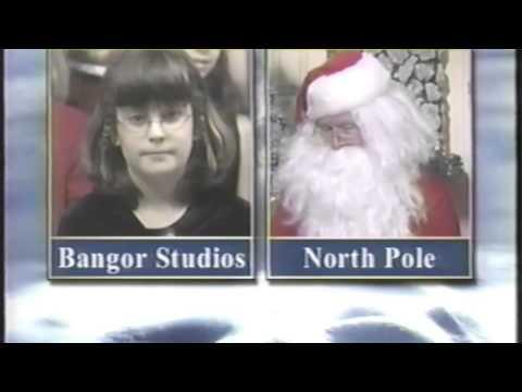 Millinocket, Maine Granite Street School Santa and Friends 2003