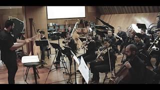 Felipe Tovar-Henao - I. [from «La Mirada del Ouroboros» (2017) concerto for harp and sinfonietta]