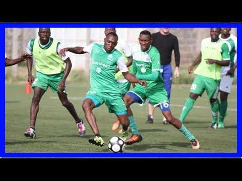 Gor Mahia beat Ugandan champions By Showbiz News DE