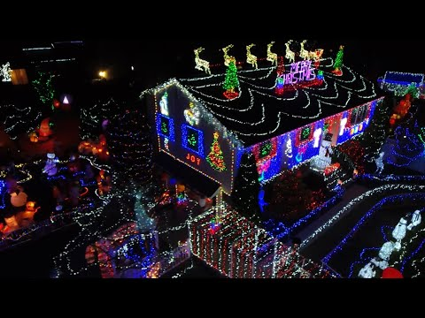 These homes are lighting up North and Central Jersey for the holidays