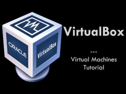 VirtualBox: Virtual Machines Setup Tutorial