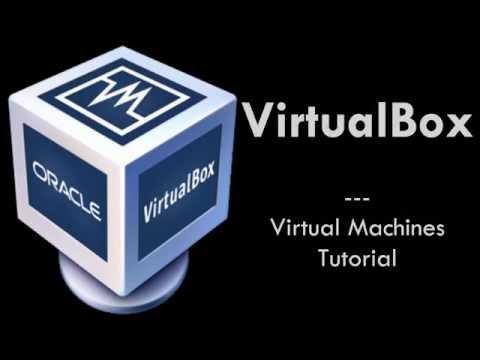 VirtualBox: Virtual Machines Setup Tutorial