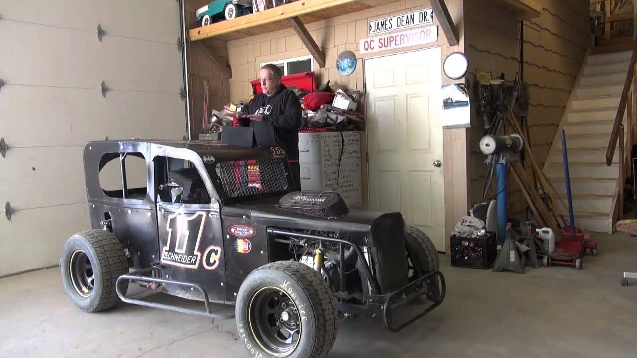 Dwarf Car Setup Race Day Strategies Youtube