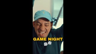 GAME NIGHT!  PatD Lucky