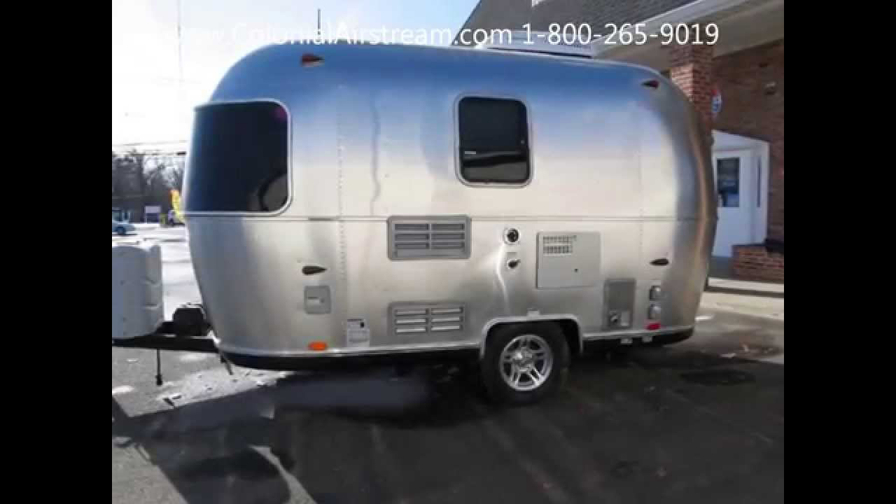 2015 airstream sport 16 bambi litttle tiny camping travel trailer for sale youtube. Black Bedroom Furniture Sets. Home Design Ideas