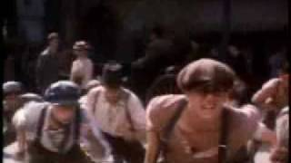 Newsies Trailer