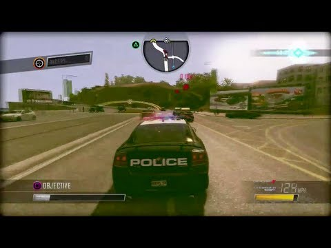 Driver: San Francisco Street Race Takedown Gameplay (PC, PS3, Xbox 360, Wii)
