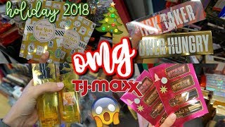 TOO FACED HOLIDAY & NICOL CONCILIO at TJ MAXX?! BUDGET BEAUTY BUYS | HIGH END MAKEUP FOR CHEAP!