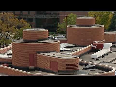Frank Lloyd Wright - Johnson Wax Administrative Building | 07/23