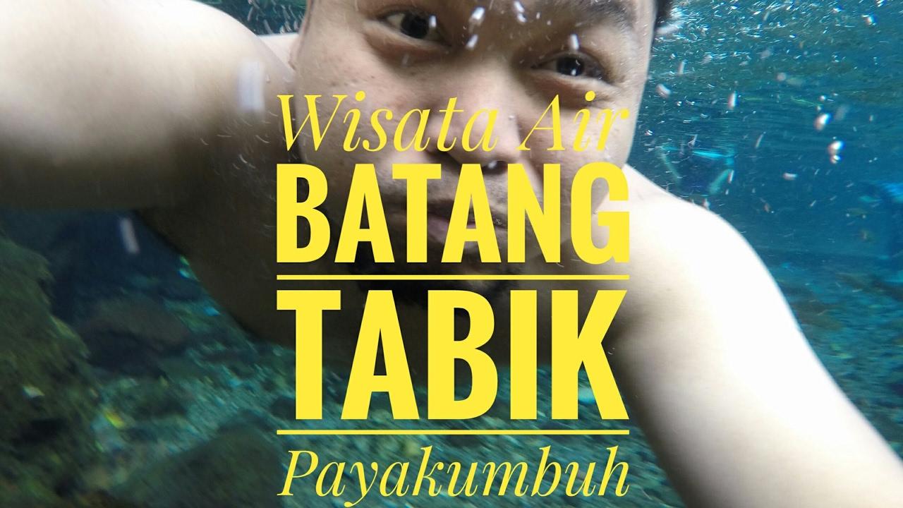 Wisata Air Batang Tabik Payakumbuh Sumbar Sonicsvlog02 Youtube