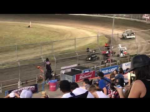Plaza Park Raceway 4/26/19 Jr Sprint Heat 1-Ty
