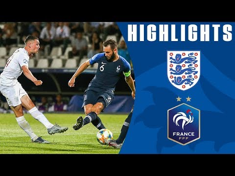 England U21 1-2 France U21 | Late Heartbreak in Cesena | U21 Euro Championship | Official Highlights