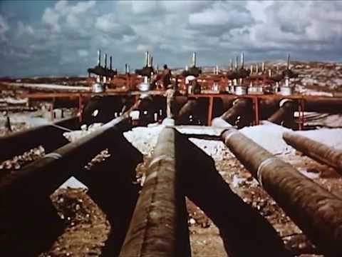Oil Across Arabia - 1950 - CharlieDeanArchives / Archival Footage