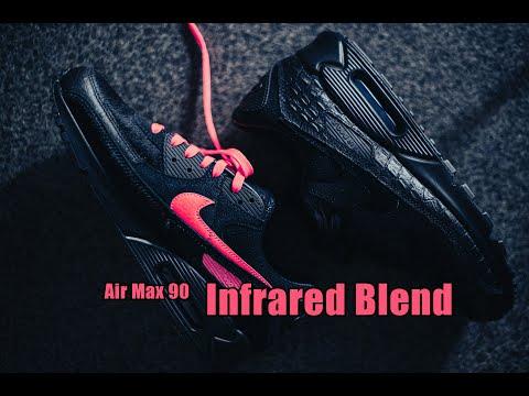 air max 90 infrared blend