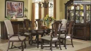 Coronado Double Pedestal Dining Room Collection From Art Furniture