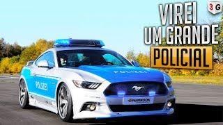 AUTOBAHN POLICE SIMULATOR 2 : JOÃO VIROU UM GRANDE POLICIAL
