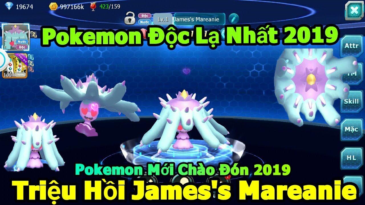 #miulihamchoi #pokemon #top1pokemon