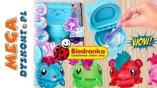 Pooparoos SurpriseRoss  Unicorn  Kibelek Kupa  zabawki z Biedronki