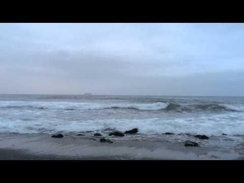 Baños del Carmen Málaga vor dem Regen
