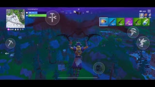 Fortnite Mobile The Getaway is Back | Road to 50 twitch followers ‼️